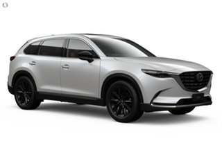 2020 Mazda CX-9 TC White 6 Speed Sports Automatic Wagon