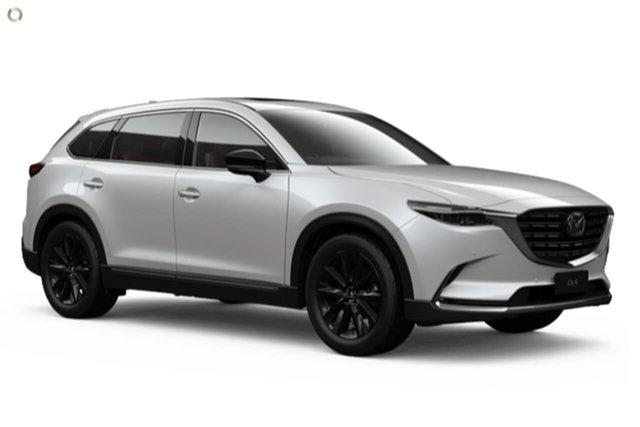 New Mazda CX-9 TC Waitara, 2020 Mazda CX-9 TC White 6 Speed Sports Automatic Wagon