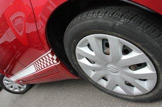 2013 Suzuki Swift FZ GA Red 5 Speed Manual Hatchback