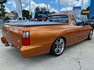 2001 Holden Ute VU S Tiger Mica 5 Speed Manual Utility