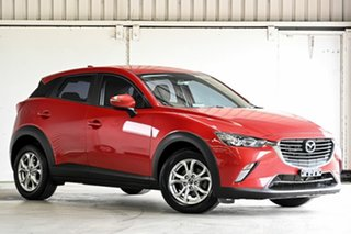 2015 Mazda CX-3 DK2W76 Maxx SKYACTIV-MT Red 6 Speed Manual Wagon.