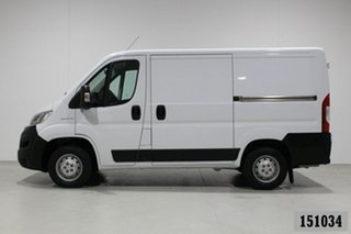 2018 Fiat Ducato Series 6 SWB/Low White 6 Speed Automatic Van
