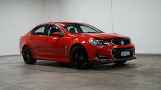 2016 Holden Commodore VF II MY16 SS V Redline Red 6 Speed Sports Automatic Sedan.
