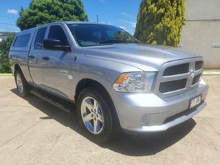 2019 Ram 1500 MY19 Express Quad Cab SWB Silver 8 Speed Automatic Utility.