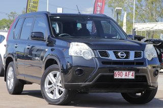 2011 Nissan X-Trail T31 Series IV ST 2WD Black 6 Speed Manual Wagon