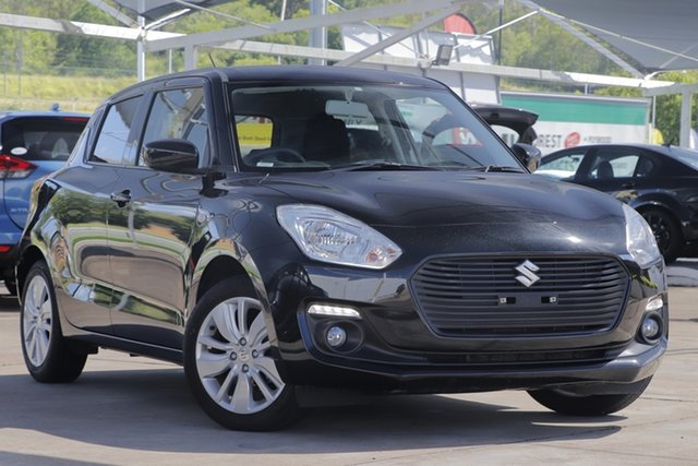 Used Suzuki Swift AZ GL Navigator Bundamba, 2019 Suzuki Swift AZ GL Navigator Black 1 Speed Constant Variable Hatchback
