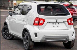 2020 Suzuki Ignis IGNIS1 IGNIS GLX AUTO Pure White Pearl Hatchback.