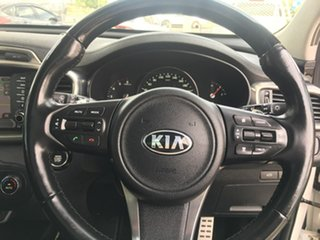2017 Kia Sorento UM GT-Line White Sports Automatic
