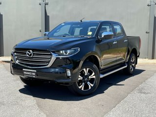 2020 Mazda BT-50 TFS40J GT True Black 6 Speed Sports Automatic Utility