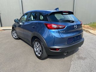 2020 Mazda CX-3 DK2W7A Neo SKYACTIV-Drive FWD Sport Eternal Blue 6 Speed Sports Automatic Wagon