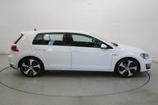2014 Volkswagen Golf VII MY14 GTI DSG Pure White 6 Speed Sports Automatic Dual Clutch Hatchback