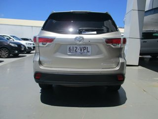 2015 Toyota Kluger GSU55R Grande (4x4) Gold 6 Speed Automatic Wagon.