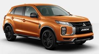 2020 Mitsubishi ASX XD MY21 MR 2WD Orange 1 Speed Constant Variable Wagon
