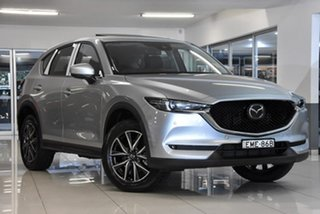2020 Mazda CX-5 KF4WLA GT SKYACTIV-Drive i-ACTIV AWD Silver 6 Speed Sports Automatic Wagon.