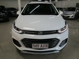 2020 Holden Trax TJ MY20 LS White 6 Speed Automatic Wagon