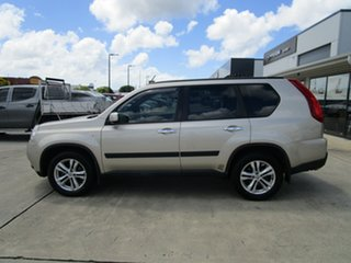 2011 Nissan X-Trail T31 Series IV ST Gold 1 Speed Constant Variable Wagon.