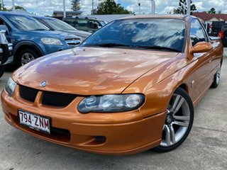2001 Holden Ute VU S Tiger Mica 5 Speed Manual Utility.