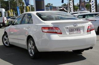 2011 Toyota Camry ASV50R Altise White 6 Speed Sports Automatic Sedan.