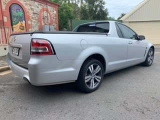 2013 Holden Ute VF MY14 Ute Silver 6 Speed Sports Automatic Utility.