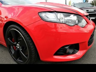 Ford FPV FALCON UTE (AU) 2011.00 MY SSB GS NON LOCAL MARKET SIP 5.0L PETROL 6SPD MAN
