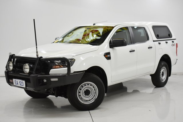 Used Ford Ranger PX MkII XL Brooklyn, 2016 Ford Ranger PX MkII XL White 6 Speed Sports Automatic Utility