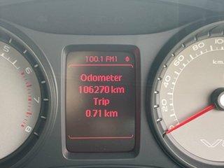 2009 Holden Ute VE MY09.5 SS V Black 6 Speed Manual Utility