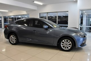 2015 Mazda 3 BM5278 Neo SKYACTIV-Drive Blue 6 Speed Sports Automatic Sedan.