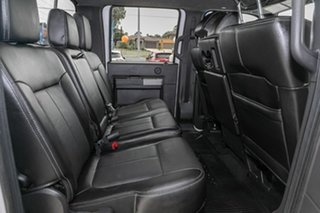 2016 Ford F250 (No Series) Lariat White Automatic Utility