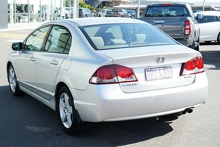 2009 Honda Civic 8th Gen MY09 VTi-L Silver 5 Speed Automatic Sedan