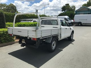 2017 Ford Ranger PX MkII XL Hi-Rider White 6 speed Automatic Cab Chassis