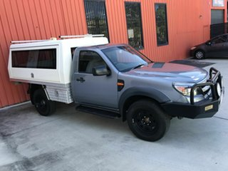 2009 Ford Ranger PK XL Grey 5 Speed Manual Cab Chassis