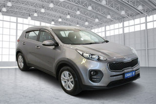 2016 Kia Sportage QL MY16 Si 2WD Silver 6 Speed Sports Automatic Wagon.