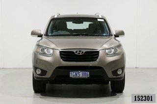 2010 Hyundai Santa Fe CM MY10 Highlander CRDi (4x4) Bronze 6 Speed Automatic Wagon.