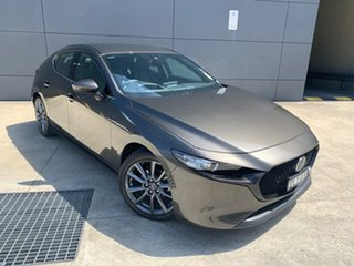 2020 Mazda 3 BP2H7A G20 SKYACTIV-Drive Touring Titanium Flash 6 Speed Sports Automatic Hatchback.