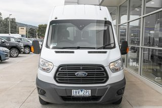 2016 Ford Transit VO 470E (High Roof) White 6 Speed Manual Van.