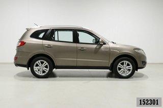2010 Hyundai Santa Fe CM MY10 Highlander CRDi (4x4) Bronze 6 Speed Automatic Wagon