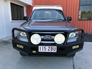 2009 Ford Ranger PK XL Grey 5 Speed Manual Cab Chassis.