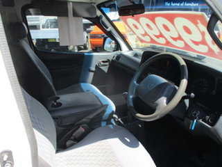 2003 Toyota HiAce RZH103R White 5 Speed Manual Van
