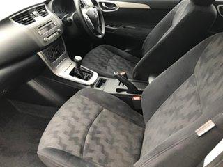 2013 Nissan Pulsar B17 ST Silver 6 Speed Manual Sedan
