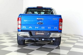 2018 Ford Ranger PX MkII MY18 XLT 3.2 (4x4) (5 Yr) Blue 6 Speed Automatic Double Cab Pick Up
