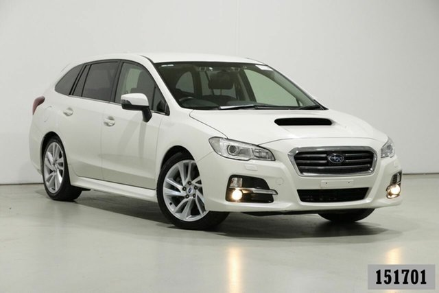 Used Subaru Levorg MY17 2.0GT Bentley, 2017 Subaru Levorg MY17 2.0GT White Continuous Variable Wagon