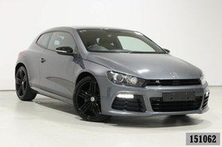 2013 Volkswagen Scirocco 1S MY13.5 R Grey 6 Speed Direct Shift Coupe.