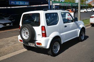 2015 Suzuki Jimny MY15 White 4 Speed Automatic 4x4 Wagon.