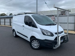 2017 Ford Transit Custom VN 290S Low Roof SWB 6 Speed Manual Van.