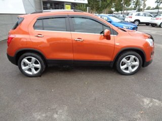 2015 Holden Trax TJ MY15 LTZ Orange 6 Speed Automatic Wagon