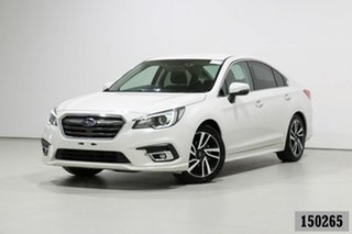2019 Subaru Liberty MY20 2.5i AWD White Continuous Variable Sedan.