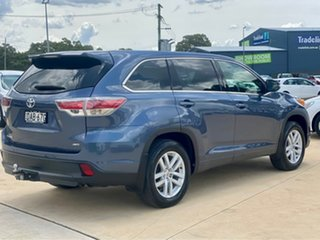 2015 Toyota Kluger GX Blue Sports Automatic Wagon