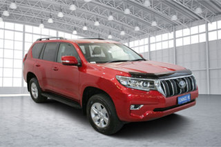 2018 Toyota Landcruiser Prado GDJ150R GXL Wildfire 6 Speed Sports Automatic Wagon.