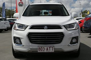 2016 Holden Captiva CG MY17 LTZ AWD White 6 Speed Sports Automatic Wagon