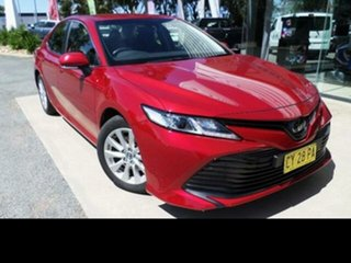 2019 Toyota Camry Camry Ascent 2.5L Petrol Automatic Sedan 2V62140 003 Feverish Red Automatic Sedan.